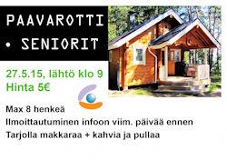 Paavarotti, Seniorit 27.5