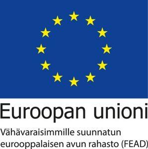 TST jakoi EU-ruokaa 64 000 kiloa viime vuonna