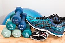 Liikunnasta virtaa ja hyvää mieltä!