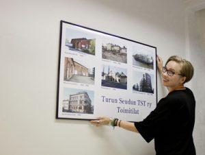 Tekemistä ja toimintaa TST:n jäsenille