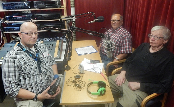 TST-Radion haastattelusarja