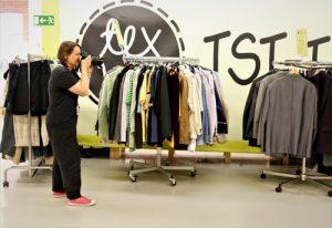 Museokeskus tallensi TST-Texvexin tekstiilikierrätystä