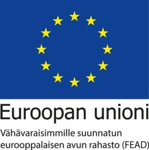 TST:llä jaettiin 10 000 EU-ruokakassia viime vuonna