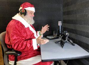 Joulun ja uudenvuoden tervehdykset Radio Robin Hoodissa 91,5 MHz