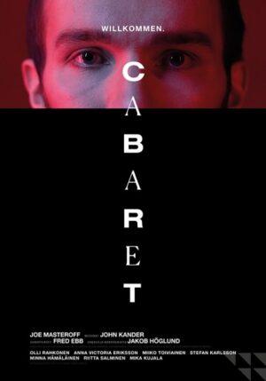 Cabaret-musikaali Turun kaupunginteatterissa la 10.10. klo 14