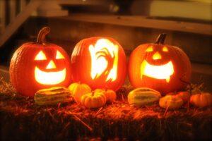Halloween-pelisessio to 29.10.