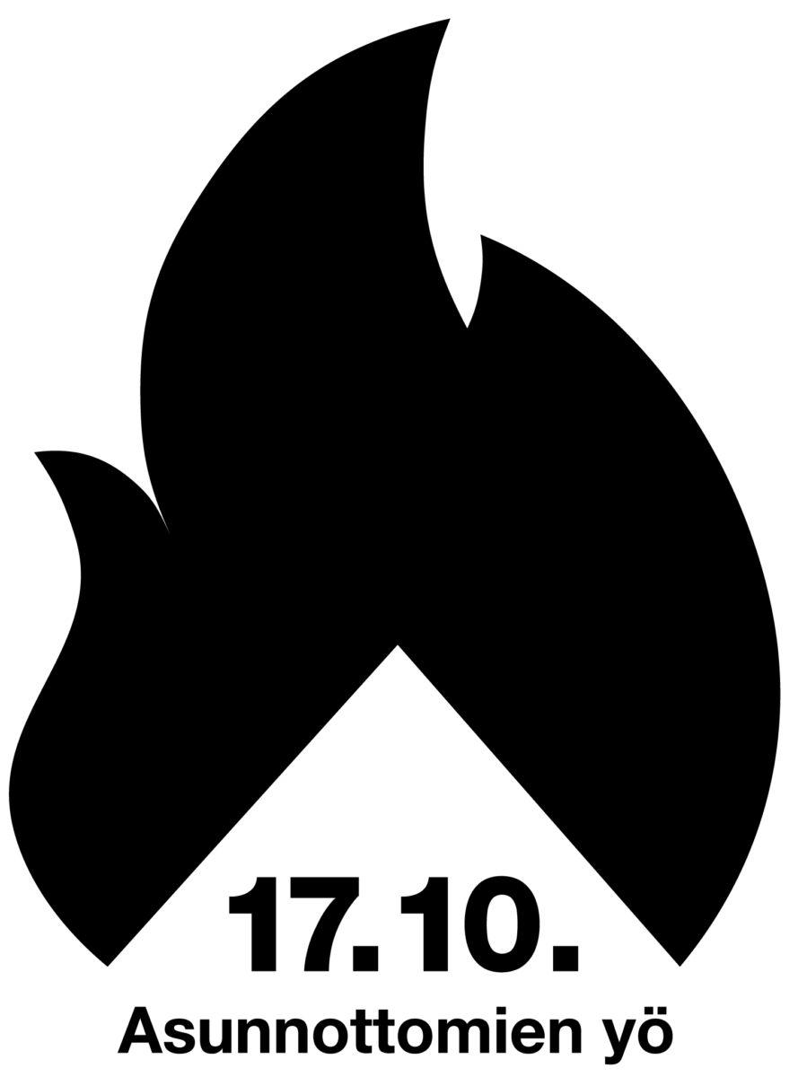 Asunnottomien yö 17.10. Turun Tuomiokirkontorilla